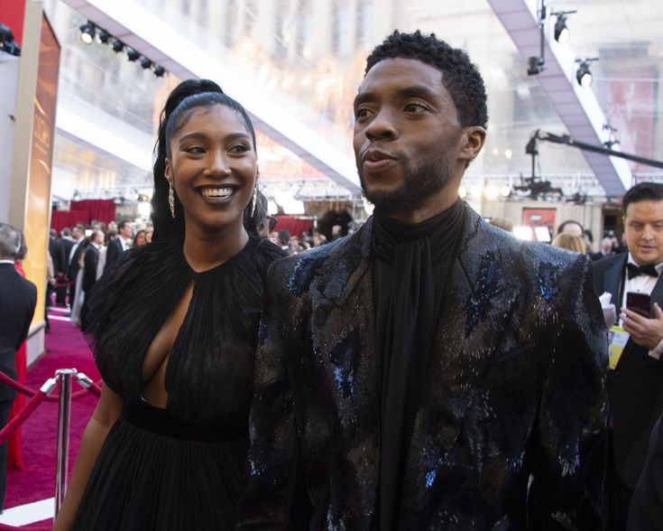 What We Know About Chadwick Boseman And Taylor Simone ...