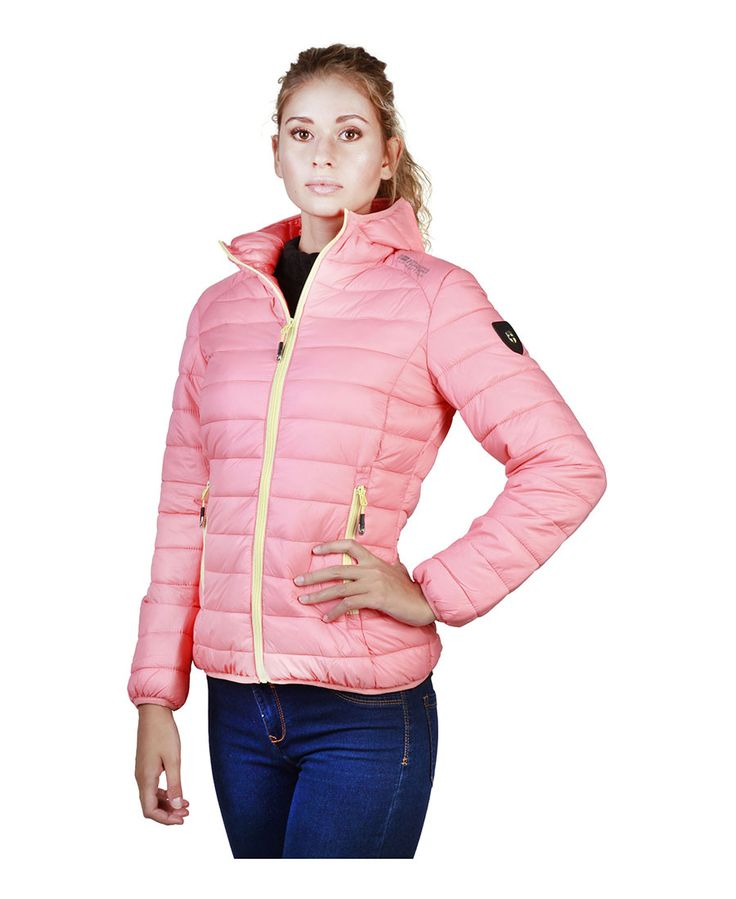Giacca donna  NORWAY GEOGRAPHICAL Andy_woman Rosa - titalola.com