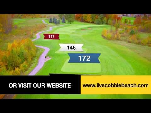If you're serious about golfing, and you haven't been at Cobble Beach, then you're not serious about golfing! This video will give you a glimpse of what you're missing out on!