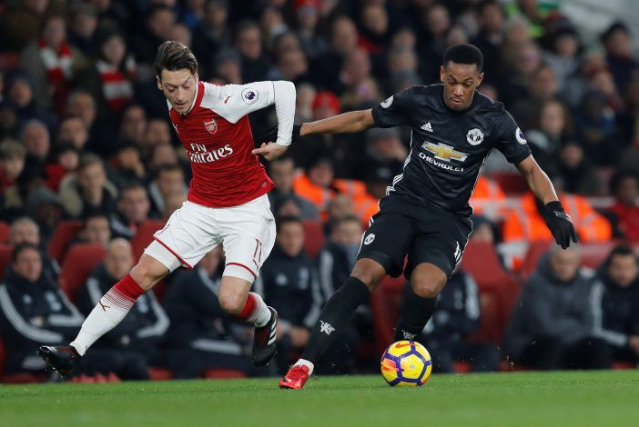 Manchester United Vs Arsenal Ace Streams Football Streaming Upcoming Matches Live Football Streaming