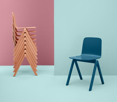 Our next interactive slideshow features the most recent products by Danish design brand Hay, including furniture by French designers Ronan and Erwan Bouroullec.