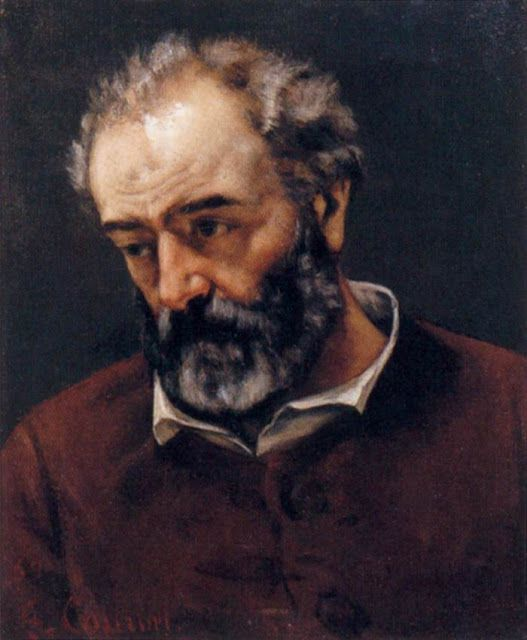 Πορτρέτο του Chenavard (1869)