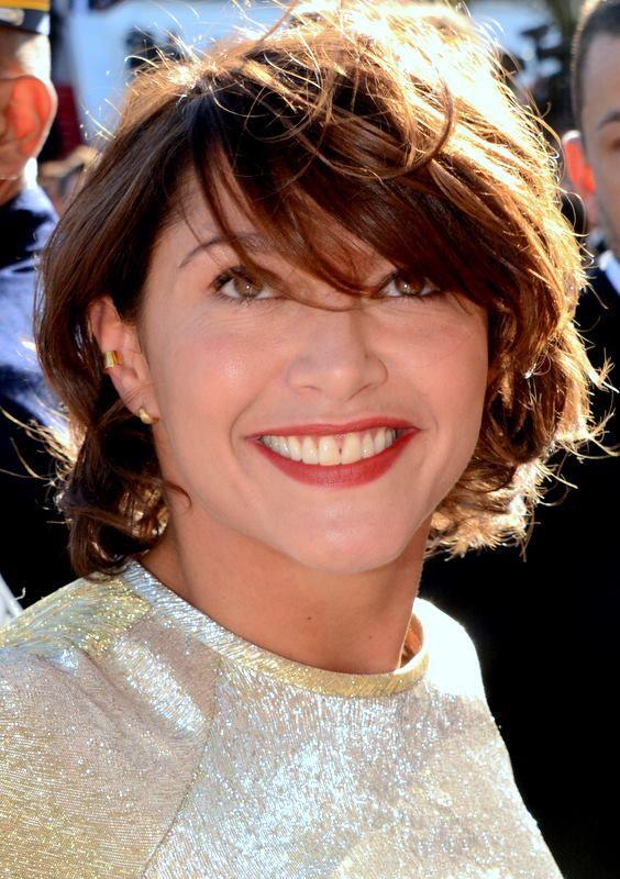 Jamie Hewlett's wife, Emma de Caunes a French actress