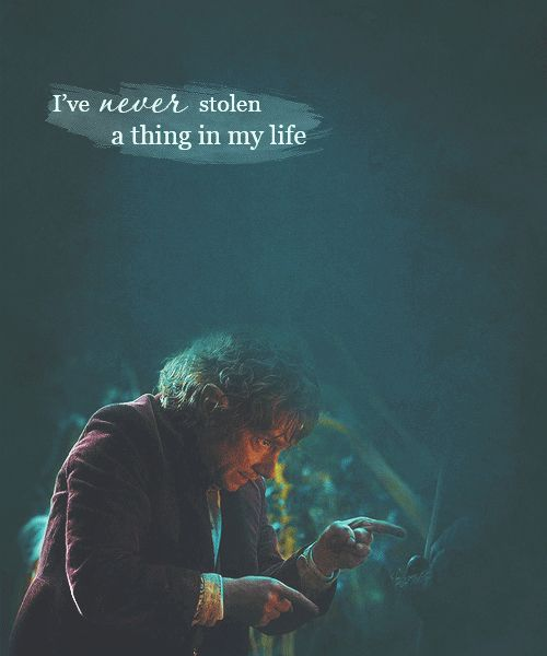 My Hobbitquotes · Tolkien QuotesBilbo BagginsMiddle ...