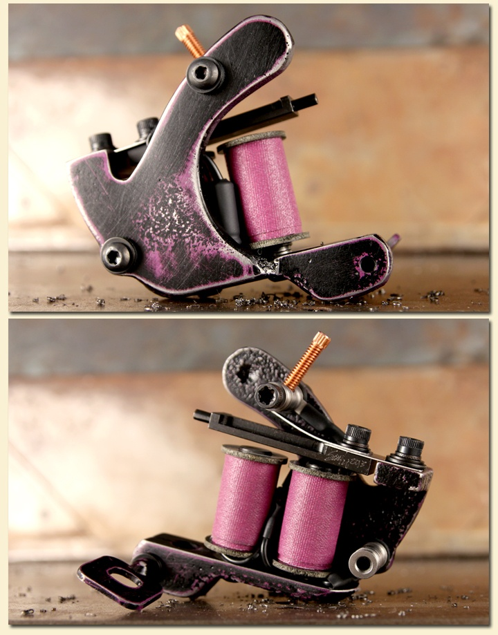 tattoo machines : Seth Ciferri Limited Edition Fastback Liner