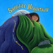Book App: Snuggle Mountain. Inside the snuggly cave at the very top of Snuggle Mountain is a two-headed giant who's fast asleep, caught in the Sleeping Spell that has made it forget all about breakfast. But Emma wants pancakes, and to get them she'll have to climb the shaking quaking mountain all the way to the top - and wake the sleeping giant herself! Pinned by Apples and Apps.: Snuggly Cave, Snuggle Mountain, Book App, Top