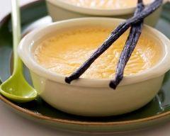 Crème légère à la vanille