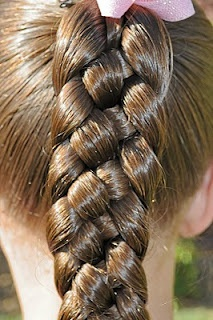 Five Strand Braid- i can do this!! :)