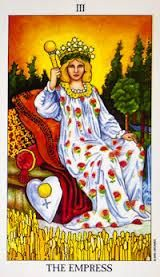 Find out what songs describe the tarot card meanings in the empress tarot card