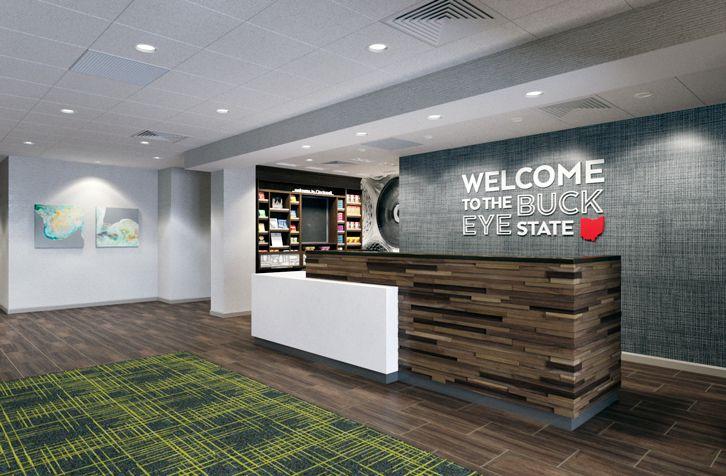 Hnn Hilton Reveals New Hampton Inn Prototype With Images New