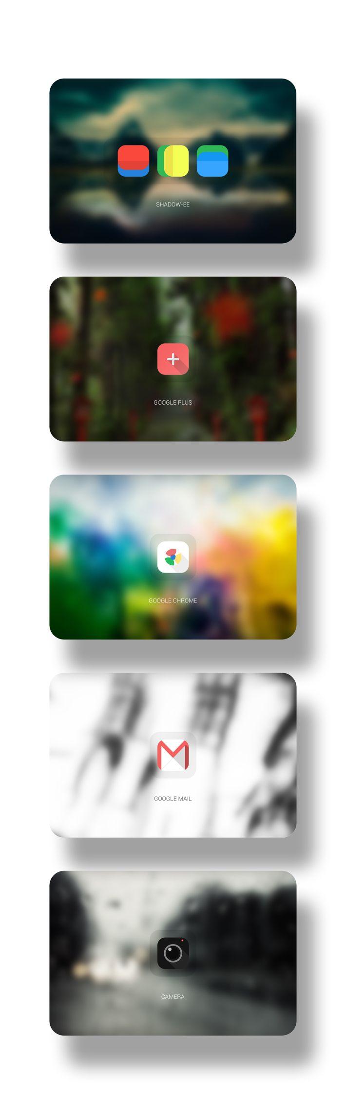 Long shadow / Flat design / Flat icons / #flat #icons #design