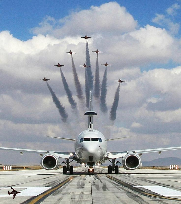 """«E-7T """"Peace Eagle"""" Turkish Stars by @maxphanta"""