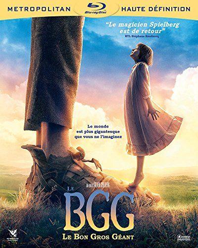 Le BGG, Le Bon Gros Géant [Blu-ray]