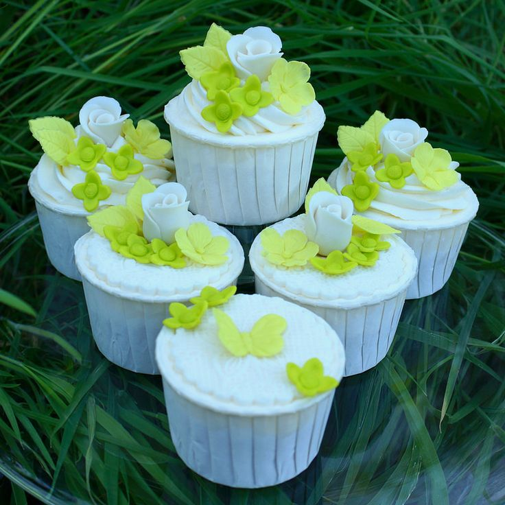 Wedding Cupcakes Ideas: 361 Best Images About Beautiful Wedding Cupcake Ideas On