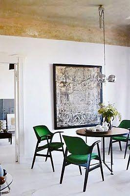 Roseland Greene: Green with envy