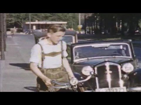 Breslau w 1939 roku - Przedwojenny Wrocław - YouTube