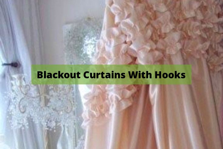 Curtains With Hooks In 2020 Curtain Hooks Cheap Curtain Rods