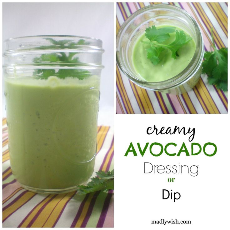avocado-dressing