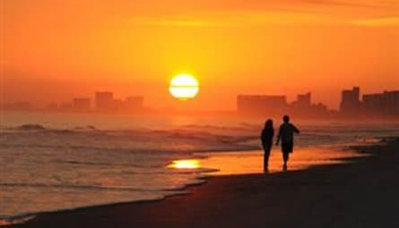 Visit North Myrtle Beach, South Carolina - North Myrtle Beach Weater: Tide Charts and Monthly Weather Highs and Lows