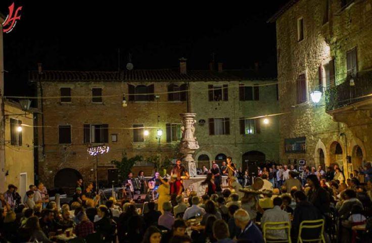 Altraterra, la musica popolare in piazza