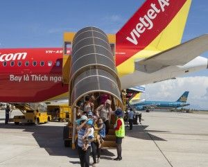 Vietjet will add 11 weekly flights from Haiphong