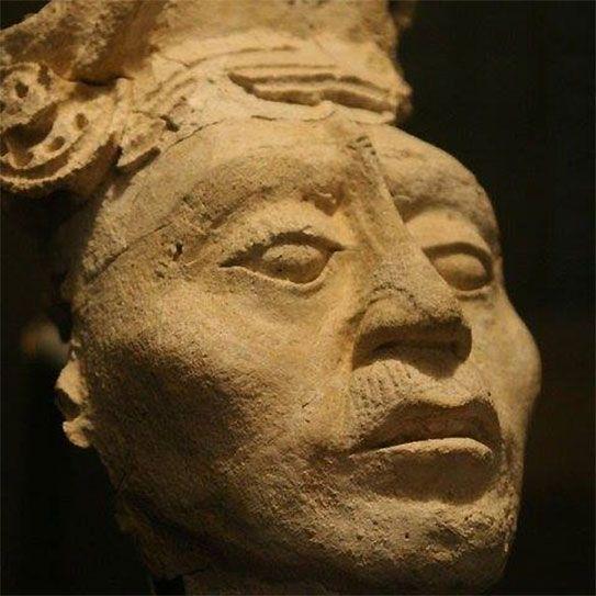 Pacal Votan le dieu aztèque