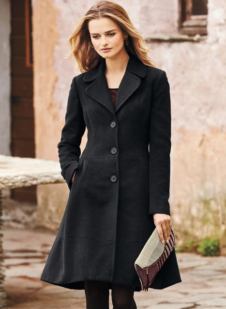 3cd0e42446 Luxury Gabrielle Coat female winter coats