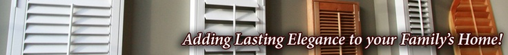 Canada Custom Shutters is a manufacturer of fine quality interior and exterior wooden shutters serving Toronto and The Golden Horseshoe retail markets and commercial markets worldwide.  Our shutters appear in the Governor General's residence Rideau Hall, in Ottawa, the Trump Tower, and the Fairmont Acapulco Princess hotel as well as many of the finest homes in Canada because of our commitment to quality and attention to detail.