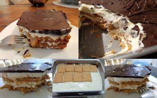 Σοκολατένιο δροσερό γλυκάκι πολύ γρήγορο ~ ΣΤΡΟΥΜΦΑΚΙ ΕΝΗΜΕΡΩΣΗ 24 ΩΡΕΣ
