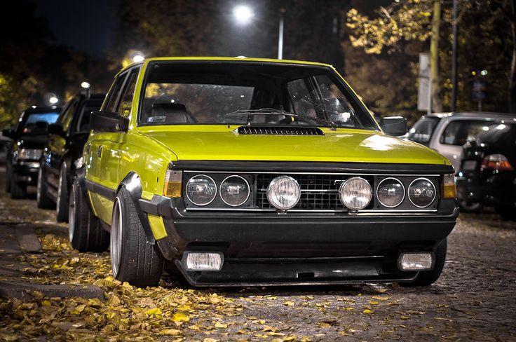 Polski-Fiat, Polonez, FSO… Finland/Suomi