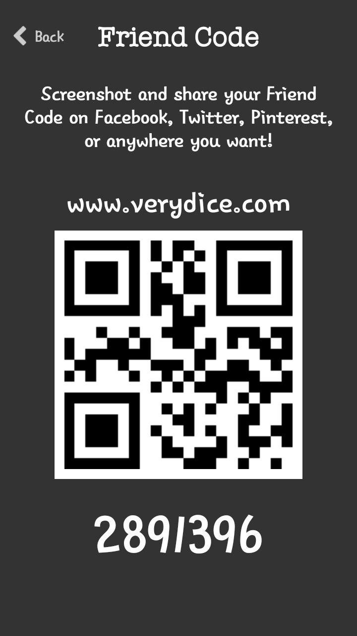 Very dice codes | verydice | Coding, Dice app und Code free
