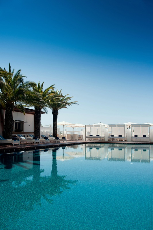Relais & Chateaux - Bela Vista Hotel & Spa. In 1934, a 19th century family house overlooking the ocean became the first hotel in the Algarve. #relaischateaux #pool #view
