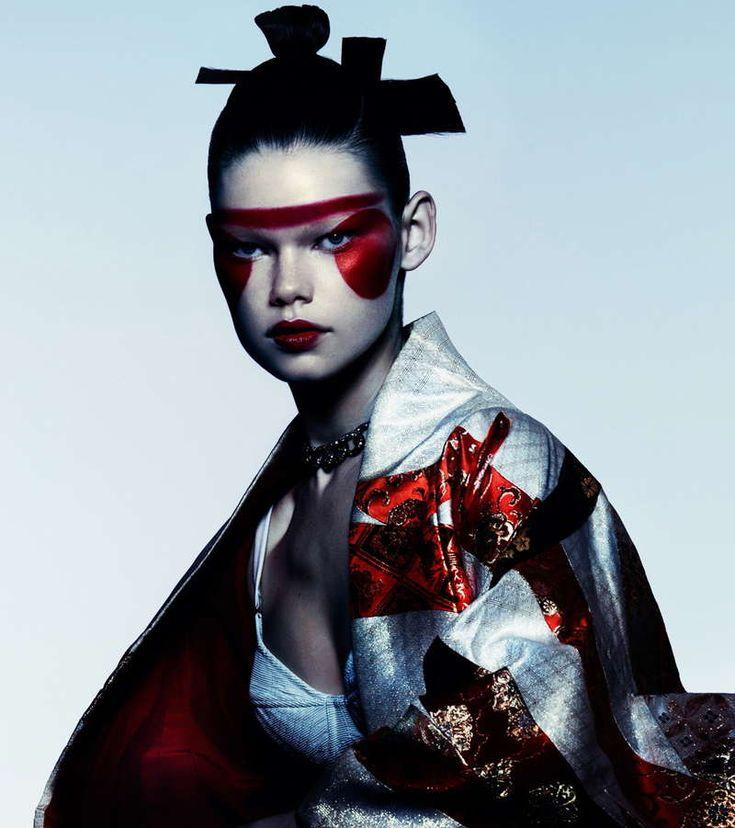 Sleek Samurai Editorials : Caught Inside