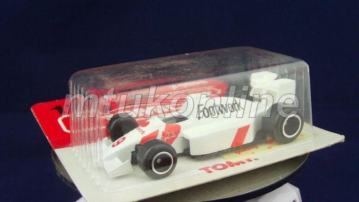 TOMICA 120 FOOTWORK F1 | JAPAN | 120B-1 | FIRST