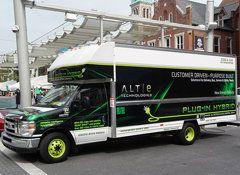 Plug-in hybrid trucks promise big fuel savings - Yahoo Autos