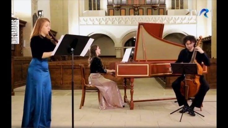 MAGYARADÁS / Quardo d'Oro / Georg Friedrich Händel - Blockflötesonata in...