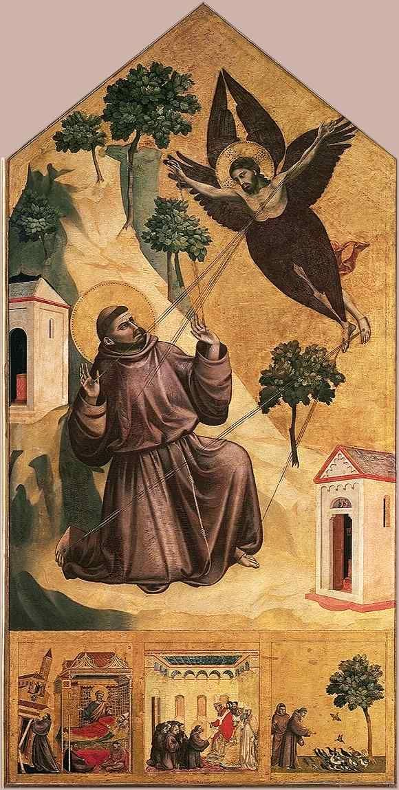 St. Francis - Giotto