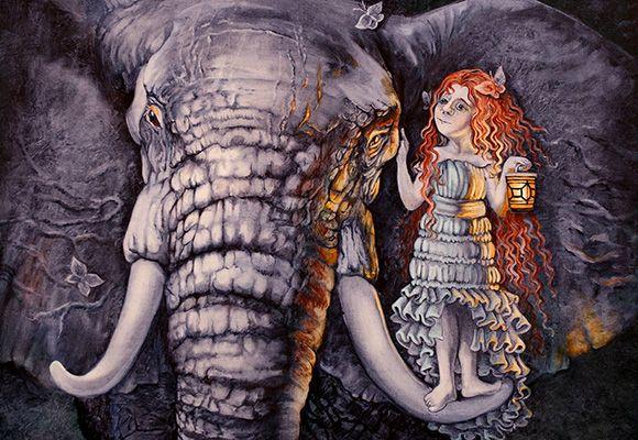 Петербурженка Надежда Ильина пишет картины в стиле фантастического реализма. Ее чудаковатые герои летят над заснеженной улицей, устраивают семейный быт в лодке посреди сказочного озера, созерцают леса и болота, сидя на крыше маленького дома. Автор наполняет искусство положительными эмоциями, а если уж изображает грусть, то непременно в светлых образах. Художница рассказала «Авангарду», почему живопись сильнее йоги, что значит красота для современной женщины, как коты «воспитывают» людей и...