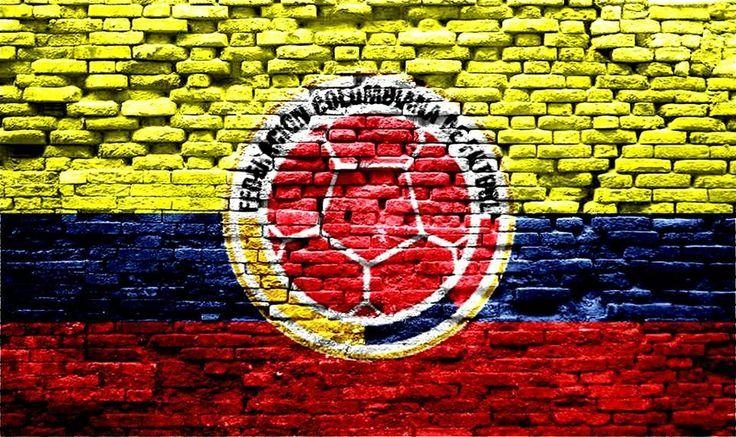Escudo de Selección Colombia y Bandera Colombiana