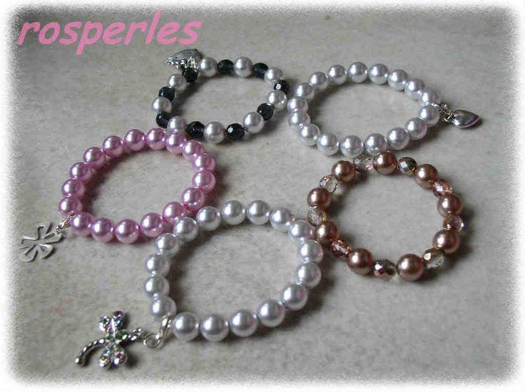 Rosperles HandMade Jewerly: bracciali charms