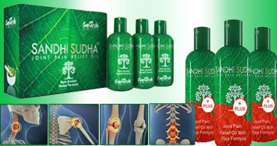 By day to day activities there is a fluid called synovial which gets reduced and it gives birth to pain. for proper working of body joints the synovial fluids are important. Applying Sandhi Sudha oil starts working as it enters through the skin and enters into the body tissues and starts generating synovial fluid and procedure starts with a supply of bloods in the body. Read More:http://sandhisudha.org