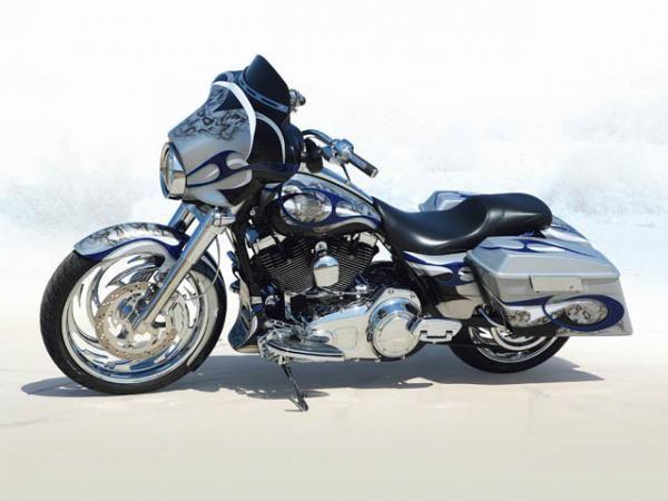 2007 Harley Davidson Ultra Classic | Hot Bike Baggers