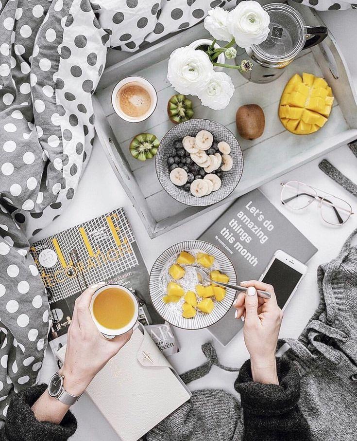 Breakfast in Bed   Flatlays