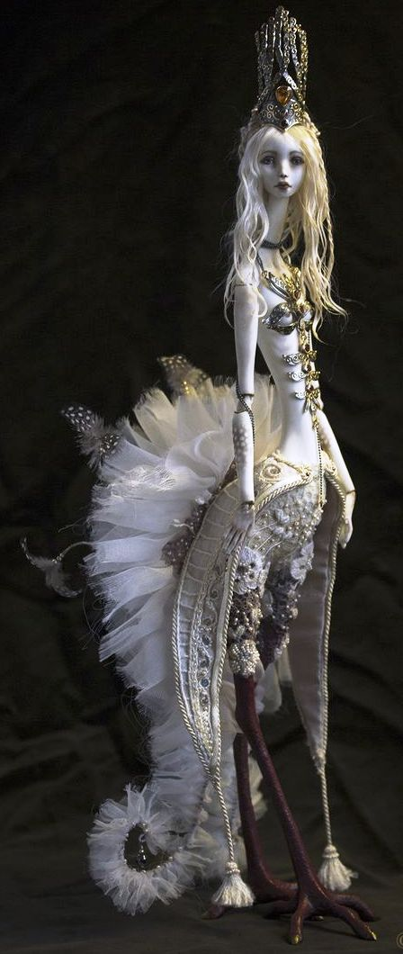 Dorote's dolls  art bjd doll- fantasy