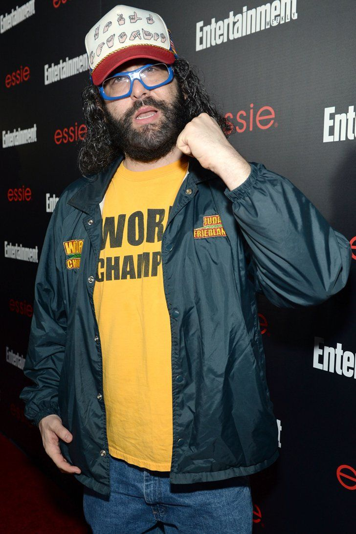 Pin for Later: Kristen Wiig, Jon Hamm, and More Join the Giant Wet Hot American Summer Cast Returning: Judah Friedlander Friedlander will return as Ron von Kleinenstein.