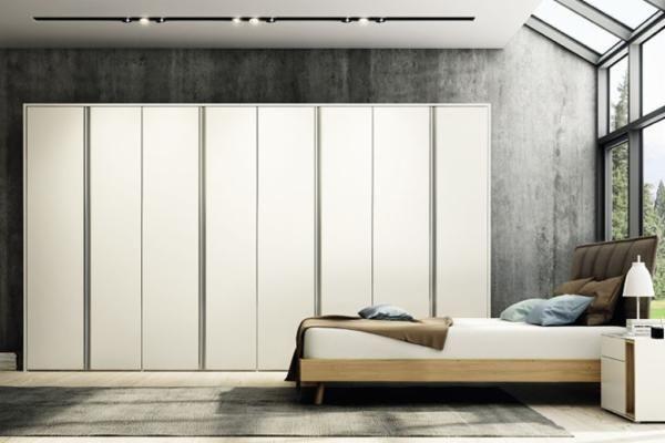 Multiforma kastvoorbeeld 41 kleur wit  HULSTA slaapkamers en kasten bij Slaapkenner Theo Bot Zwaag ( N-H ) www.theobot.nl