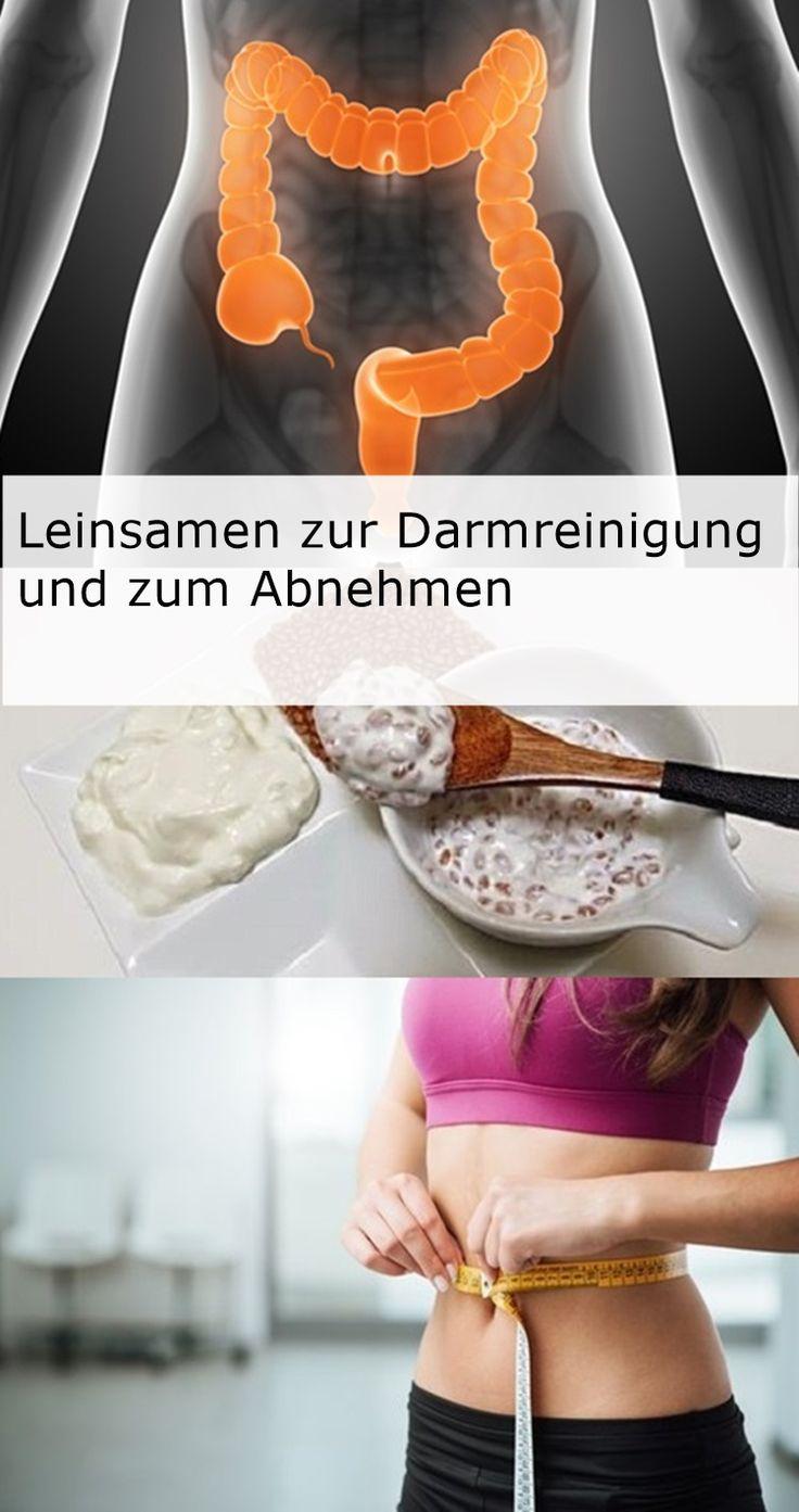 Leinsamen zum Abnehmen und zur Darmreinigung | drndex.com