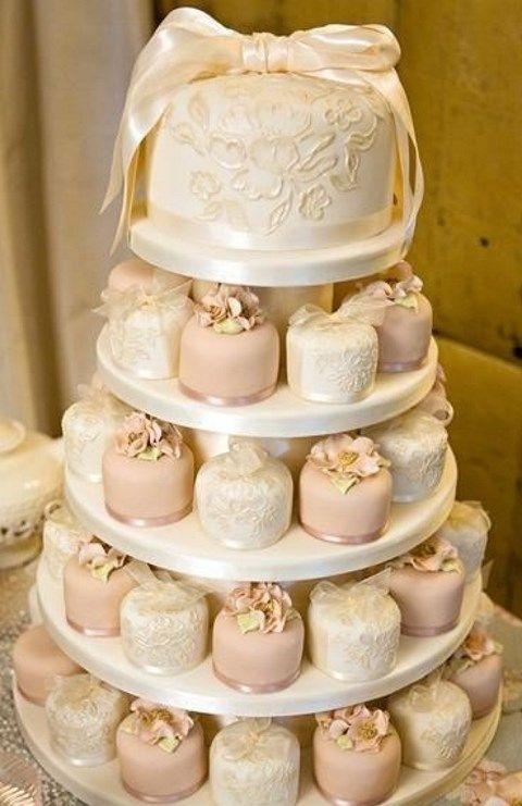 Neben dem Hochzeitstrend für Mini-Desserts gibt es einen weiteren für …   – Wedding Wishes