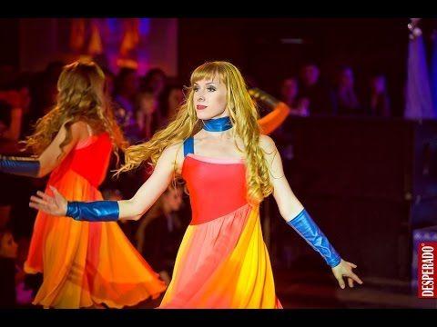 Кристина Орбакайте, клубные танцы http://project-nsk.ru - club dance 2014
