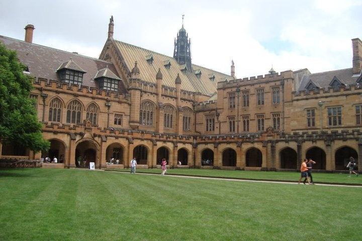 University of Sydney / Hogwarts